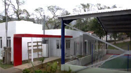 Community receives new Gustavo Capanema Municipal School