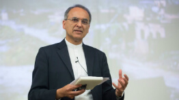 The Renova Foundation promotes lecture with Pavan Sukhdev