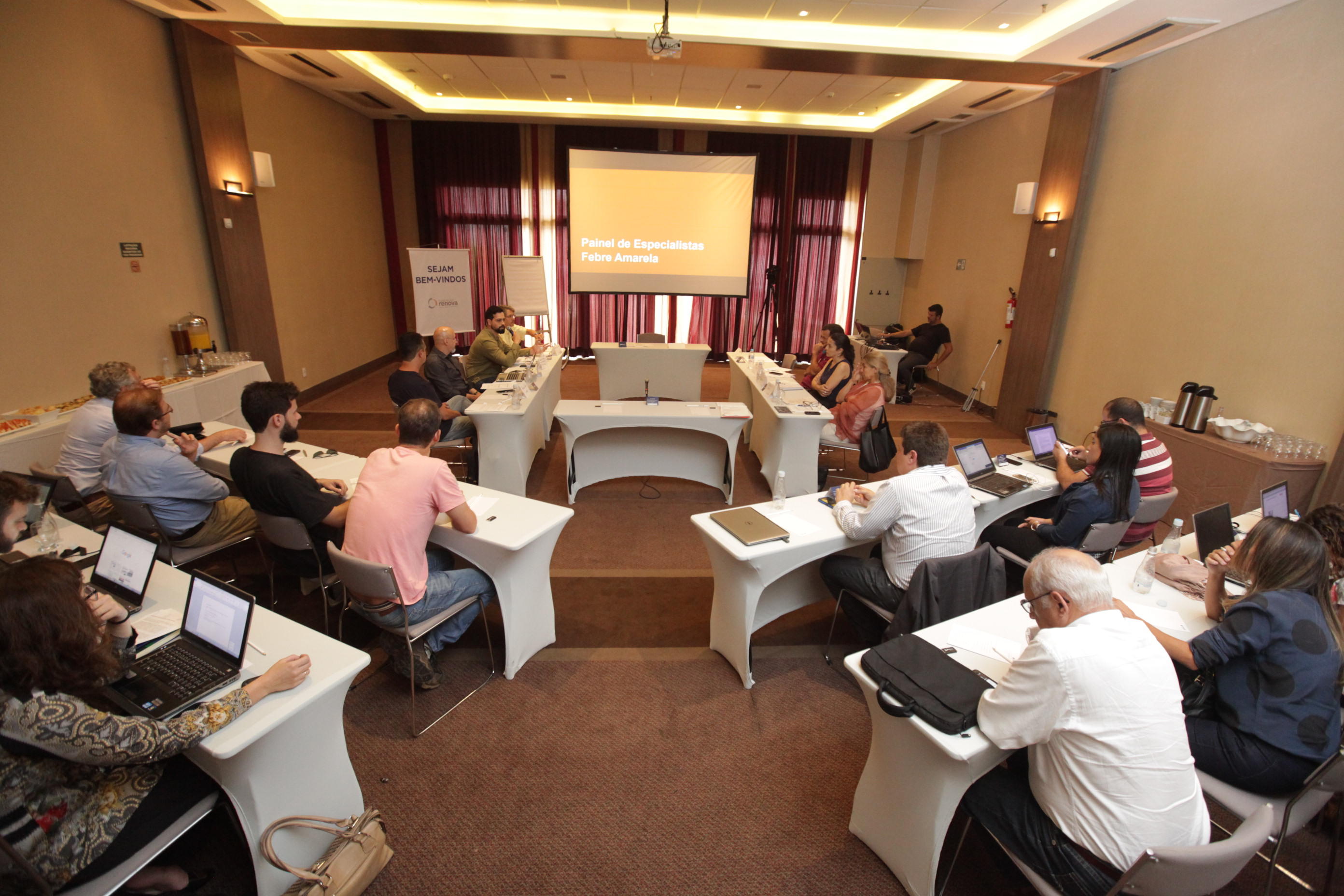 Experts participating in scientific panel promoted by the Renova Foundation