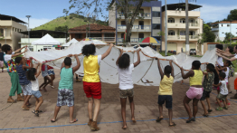 Summer Connection brings culture to children and teenagers in Barra Longa and Mariana