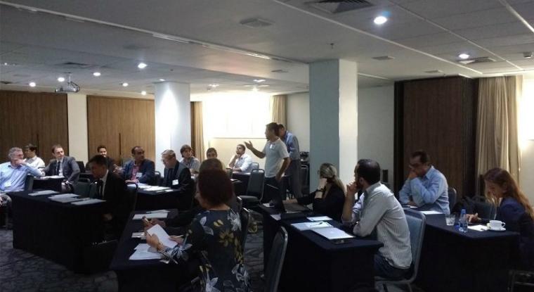 Conselho Consultivo da Fundação Renova realiza primeira reunião e  recebe quatro representantes do CBH-Doce