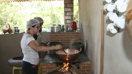 Culinary tradition revives the history of Gesteira