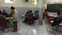 Informative sessions help to improve support to affected communities in Espírito Santo