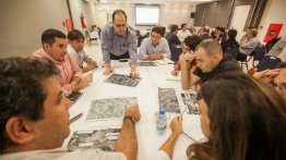 Candonga Workshop promotes discussion on new dredging techniques