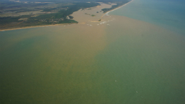 Renova Foundation releases report on water quality and sediments in the mouth of the Doce River and marine region