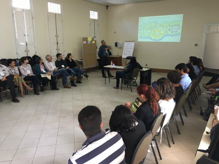 Meeting discusses destination of historical areas and pieces of communities impacted by the collapse of the Fundão dam