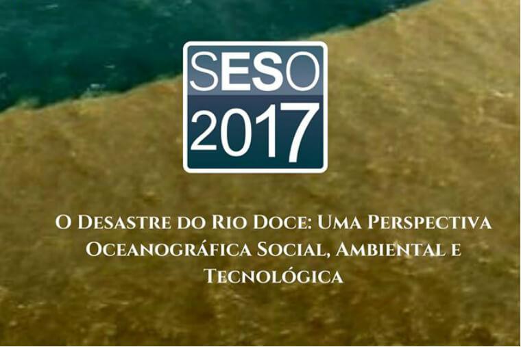 Representantes da Fundação Renova participam de simpósio sobre o Rio Doce.