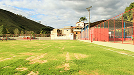 Soccer field of Barralonguense reopened