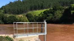 Renova Foundation implements the Quali-Quantitative Systematic Monitoring Program for Doce River Water and Sediments
