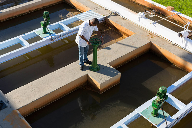 A água proveniente da adutora chegará às Estações de Tratamento de Água Santa Rita, Vila Isa e Central | Foto: GUSTAVO BAXTER / NITRO