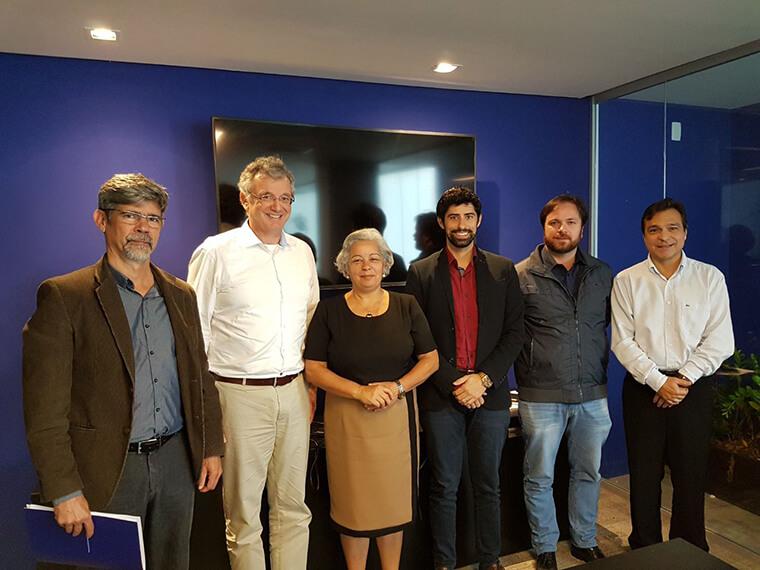 A UFV é a primeira Universidade a assinar um acordo de cooperação com a Fundação Renova | Foto: Divulgação