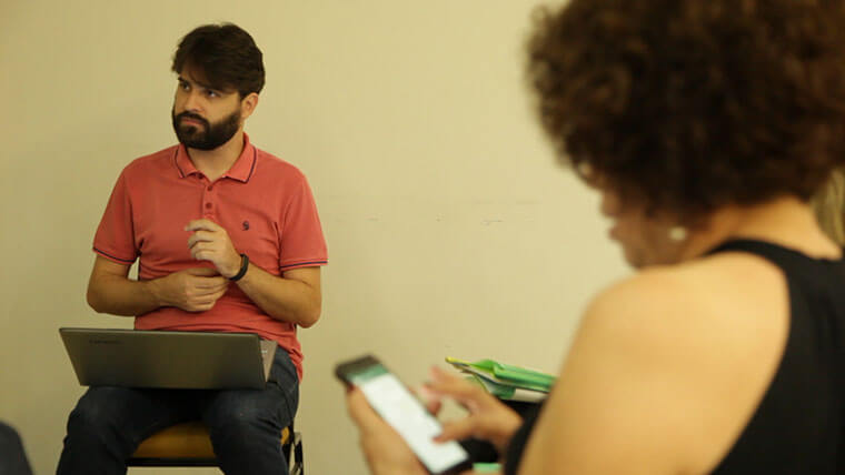 As oficinas aconteceram em Rio Doce, Ipatinga e Governador Valadares, em Minas Gerais, e ainda estão programados encontros em Vitória e Linhares, no Espírito Santo |Foto: Divulgação