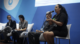 Participation and water awareness lead debates at the World Water Forum