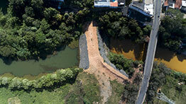 Opening of canal at Pequeno River barrier in Linhares (ES) is temporarily postponed