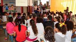 WORLD ENVIRONMENT DAY IS CELEBRATED IN MINAS GERAIS SCHOOLS
