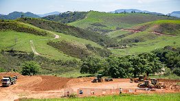 EARTHWORKS ALLOWED FOR THE COLLECTIVE RESETTLEMENT OF PARACATU DE BAIXO