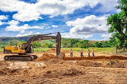 GOVERNADOR VALADARES WATER PIPELINE WORKS RESUME